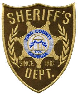 vysivka pro Úřad šerifa