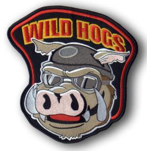 Wild Hogs našivka