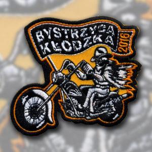 vyšivka Moto rally Bystrzyca Klodzka
