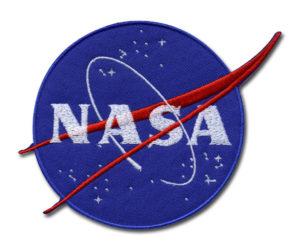 NASA našivka