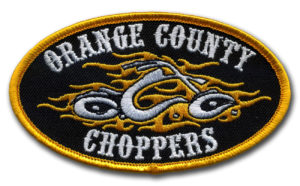 vysivka pro Orange Country Choppers
