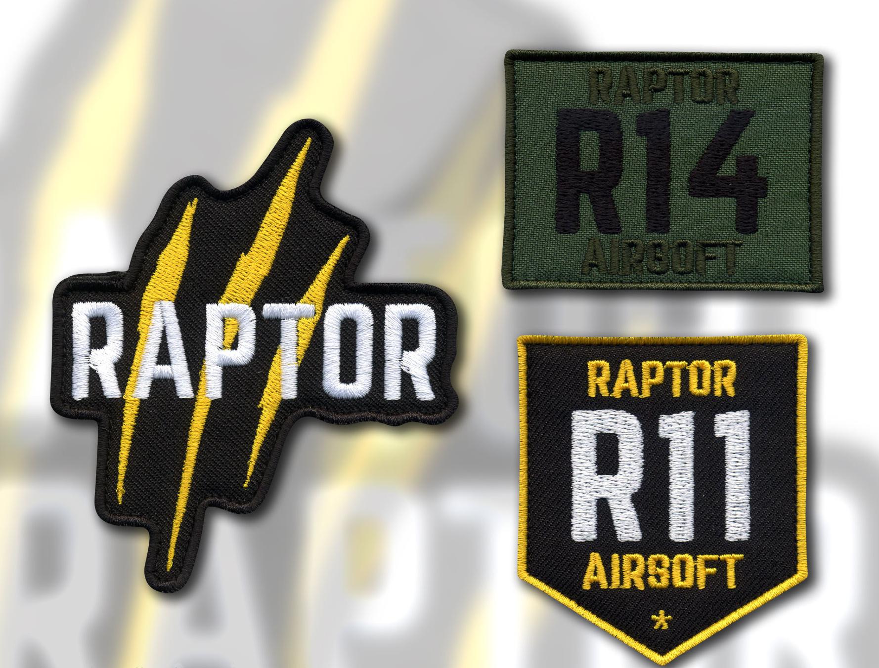 Airsoftový tým Raptor