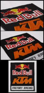 našivka pro KTM & Red Bull