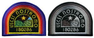 našivka pro USCSS Nostromo