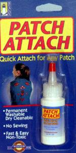 lepidlo Patch Attach pro nášivky