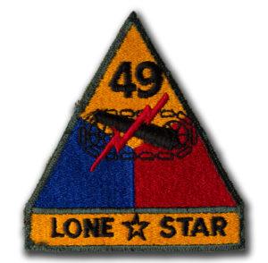 nášivka Lone Star