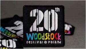 Woodstock výšivka